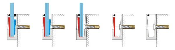 100/pi/èces Zelsius Serre en acier inoxydable pinces et pinces pinces pour serre en verre fixation de plaques jusqu/à 6/mm